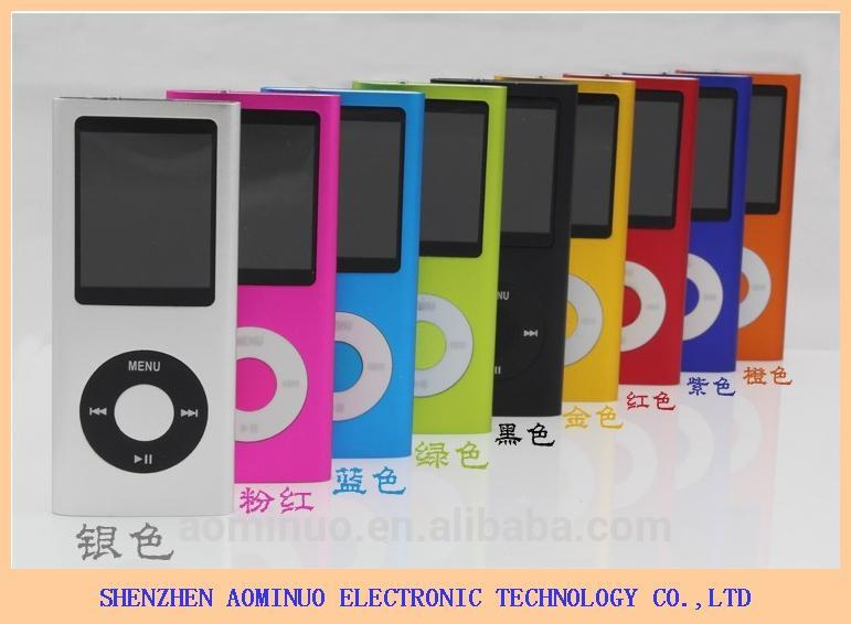 Professional touch screen mp3 mp4 mp5 player with low price