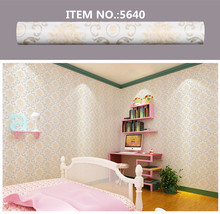waterproof modern design pvc printed self adhesive film vinyl wallpaper for home decoration