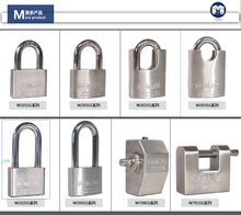 MOK locks W71/60WF Top Security Padlocks with strong shackle and master key ,key alike