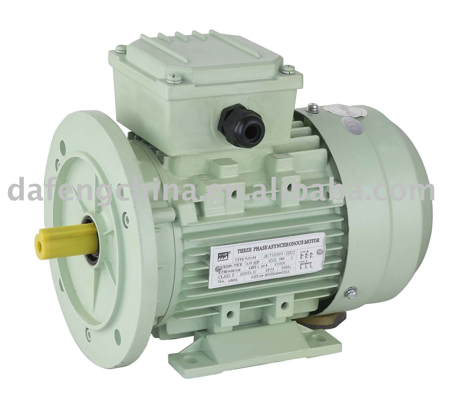 (Y2-100L2-4) three phase water pump electric motor