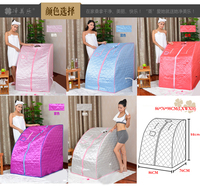 Portable Sauna Steam Bodys lady sauna room