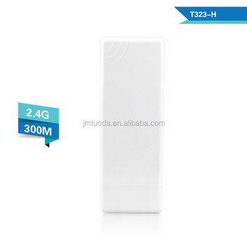 2.4Ghz 300Mbps wireless Bridge chipset AR9341 Internal Antenna