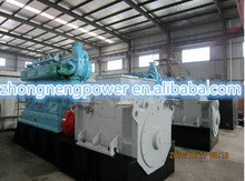 coal gas generator set from 400kw to 1000kw