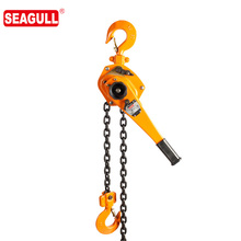 HSH-V type stainless steel 3 ton lever hoist chain block CE approved