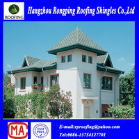 [China factory] wholesale hexagonal fiberglass asphalt roofing shingles