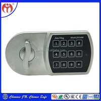 China Supplier High Quality Electric Combination Self Locking Door Lock for Filing Cabinets and Safes