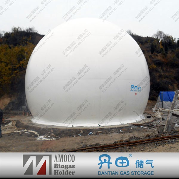 2015 Anaerobic digestion and bio gas generator membrane biogas storage from China