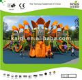 Updated KAIQI sailing playground/park play structure/out door plastic toys/slide for chidlren play