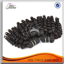 GradeAAAAA Popular&Easy To Install 100g Shiny Raw Indian Curly Hair