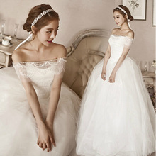 C72322A Alibaba Best Selling Ball Grown Sexy Wedding Night Dress