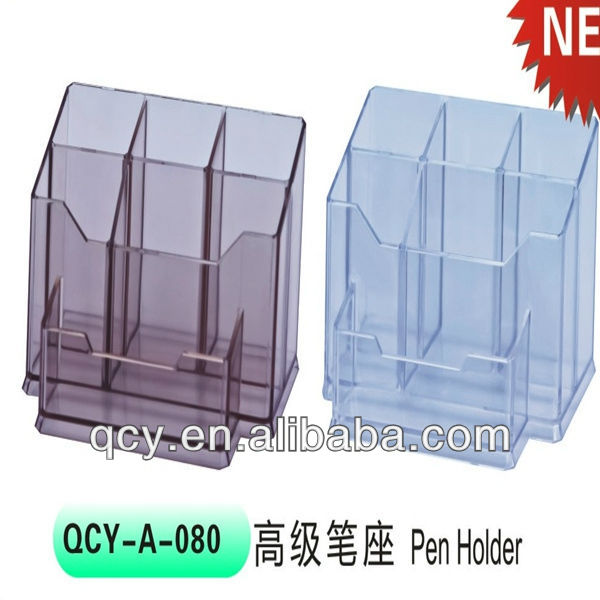 hot!!! 2013 new design Crystal pen and pencil display holders