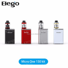 Authentic Smok MICRO ONE 150 Starter Kit with R150 Mod Box and Minos Sub Tank