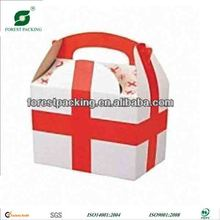 CUSTOMED CARDBOARD LUNCH BOXES WHOLESALE FP600811