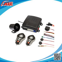 High-end Car alarm system Eagel-01 special for Colombia South America