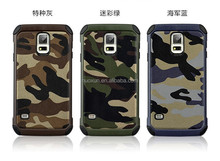 Military Camouflage Ultra Rugged Case for Sams ung Galaxy S5