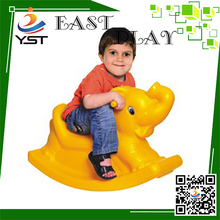 New fun baby plastic toy ride for kindergarten/nursery school