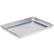 shallow baking pan Aluminum cake baking appliance materials