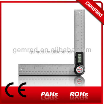 High Accuracy Digital Goniometer Angle Finder Ruler