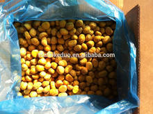 Quicking Freeze Peeled Chestnut --the best quality IQF Organic Peeling Frozen Chestnuts