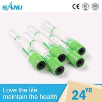 vacuum blood collection tubes heparin tube