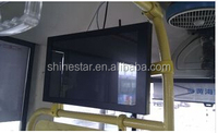 bus 17 inch LCD commercial video player with SD/USB port