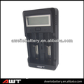 2A AA 3A AAA Ni-MH Rechargeable Quick Battery Charger LCD Multifunctional Charger