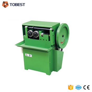 small size machines for the production of screws thread machine