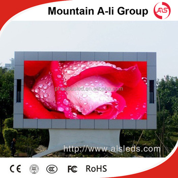 P10 outdoor full color dip led display screen,advertising led billboard