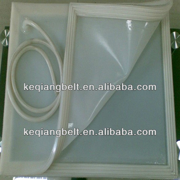 High Tear-resistant Silicone Vacuum Bag For EVA Glass Laminating Furnace Oven