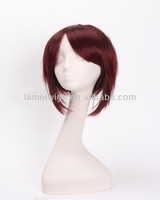 2014 fashion synthetic fiber wig japan synthetic wigs wholesales from factory SK 2014