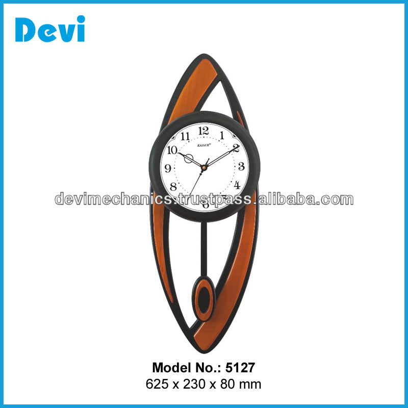 High Quality Wooden Wall Clock (5127)