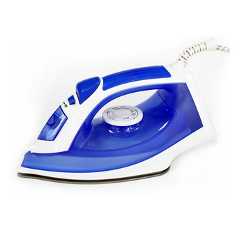 full function Power-off protection multi-speed thermostat heater filtering anti-calcification fast hair brush steam iron