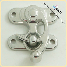 small zinc alloy metal lock clasp for Jewelry wooden box and case