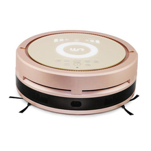 2017 newest air cleaner sweep and mop low noise Intelligent smart robot vacuum cleaner for floor cleaning QQ6K