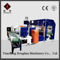 high quality fabric winding machine most selling product in alibaba