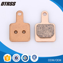 Super Fast Delivery China Sintered Metal Disc Brake Pads With No Noise