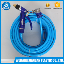 "Hot sale family use 19mm 3/4"" pvc garden hose"