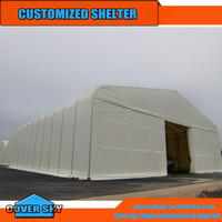High Quality Strong Frame And Fabric Shelter