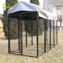 Reasonable price large dog kennel and run