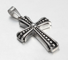 SP0831001-1 High Quality Unique Designs Stainless Steel Polishing Wholesale Pendant for Men Jewelry