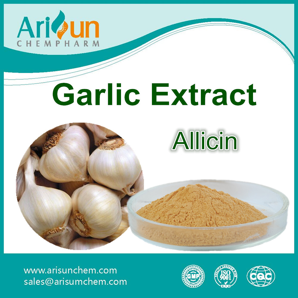 Factory Supply 1%-25% Garlic Extract Granular