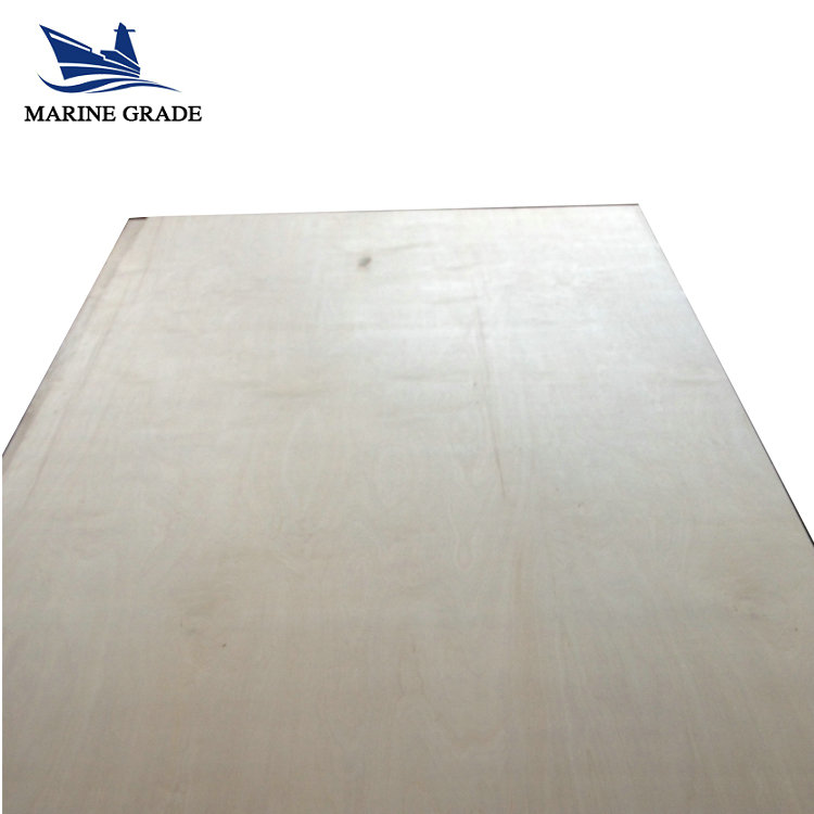 Wholesale products 1220*2440 indoor cheap birch plywood sheet prices for Furniture