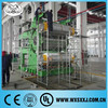 High Efficiency Rubber Calender Machine rubber rotocure/press machine