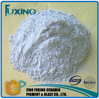 Characteristics of Industrial Goods Glaze Powder White