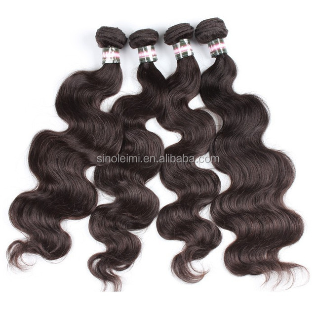 100 Human Hair Peruvian Hair,Unprocessed Hair Weft, Wholesale Hair Extensions