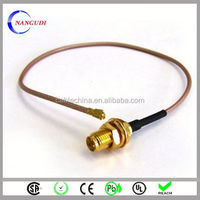 new ul coaxial cable for am/fm radio