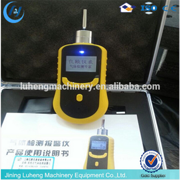 Promotion!!!Handheld diffusion type H2S CO O2 gas detector with low price
