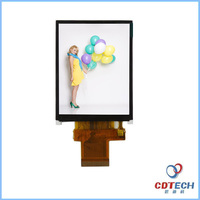Customized Portable 2.2 inch color tft lcd display screen with cheap price