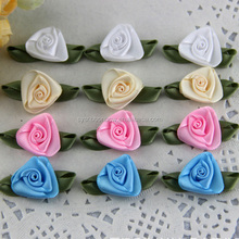 Mini ribbon rose for underwear