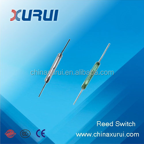 XGH-1 green glass tube reed switch